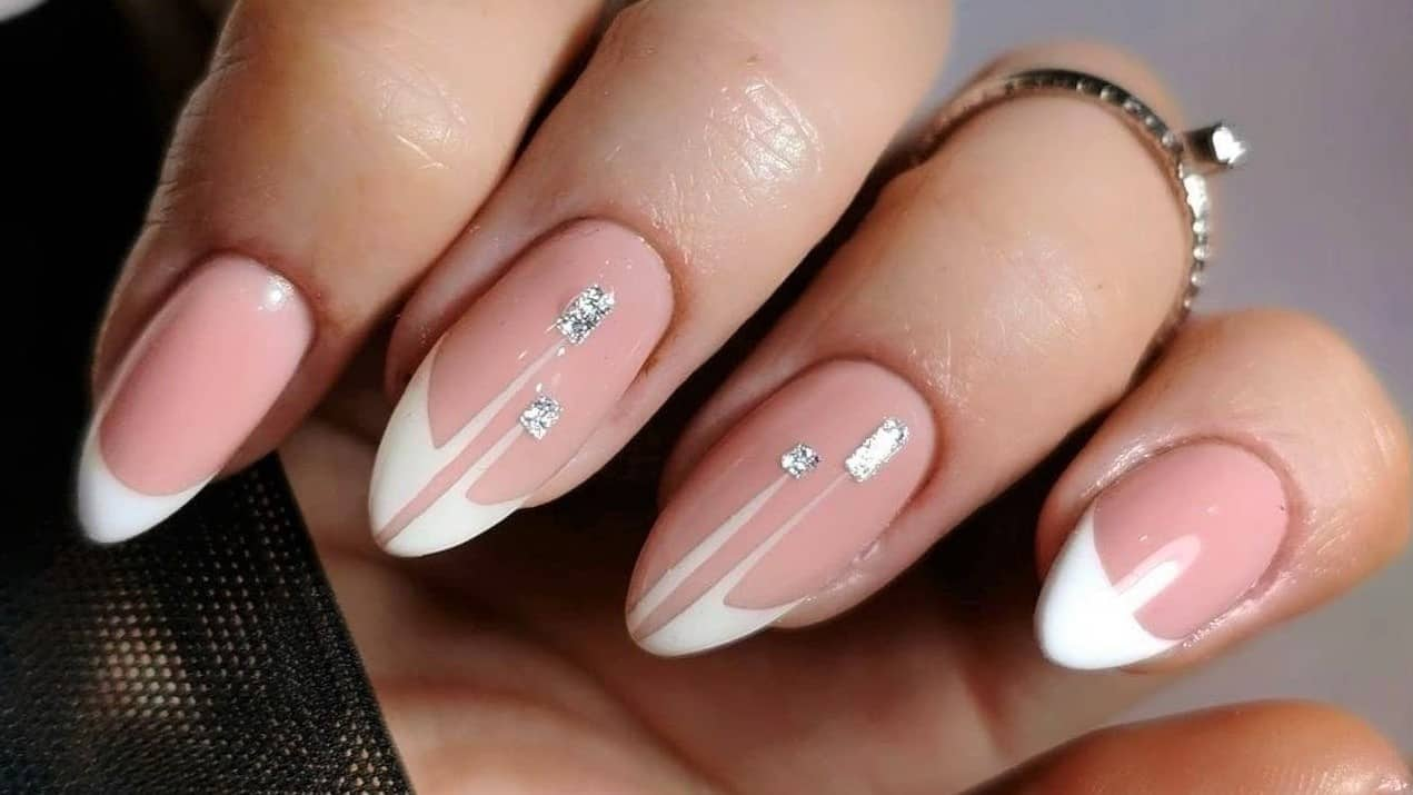 How to create nail stickers from gel polish by Joanne